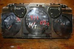 Панель приборов. Nissan Wingroad, WFY11 Двигатель QG15DE