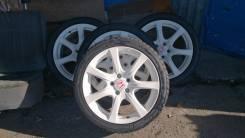 Колеса с Honda Civic Type R FD2. 7.5x18 5x114.30 ET60