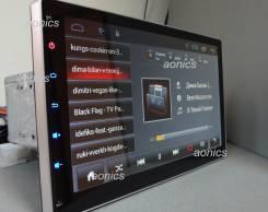 """Магнитола универсальная Большой Дисплей Android 6.0/wi-fi/GPS/BT/10"""""""