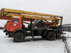Камаз ВС-22. Автомобиль Камаз-4326-15 ВС-22.06, 10 850 куб. см.