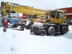 Юрмаш Юргинец КС-5871. Автокран КС-5871 (Самоходный кран), 25 000 кг., 20 м.