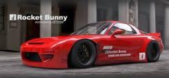 Rocket Bunny RX7 комплект !. Mazda RX-7, FD3S Mazda Efini RX-7, FD3S