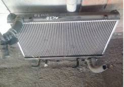 Радиатор охлаждения двигателя. Mazda Demio, DY3W Двигатель ZJVE