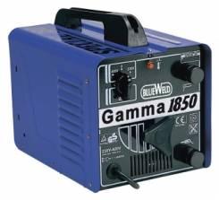 Сварочный трансформатор GAMMA 1850 (220/380 V, 140 А, до 3,2 мм, набор) 814538