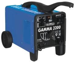 Сварочный трансформатор GAMMA 3200 (220/380 В, 190 А, электрод до 4 мм, набор) 814453