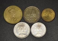 Набор Монет Вьетнама