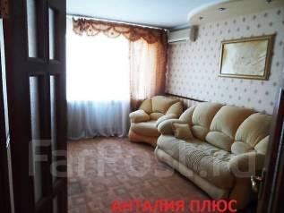 2-комнатная, улица Ватутина 20. 64, 71 микрорайоны, агентство, 50 кв.м. Интерьер