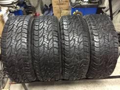 Bridgestone Dueler A/T D694. Летние, 2013 год, износ: 10%, 4 шт