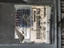 Блок управления двс. Scania