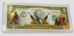 Доллар США.