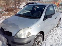Toyota Vitz. автомат, передний, 1.0, бензин
