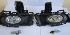Фара противотуманная. Mazda Mazda3, BK Двигатели: MZR, LF17, Z6, MZRCD, RF7J, Y655, Y650, MZCD, Y601, ZJVE
