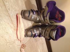 Ботинки горнолыжные.
