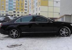 Mercedes-Benz S-Class. Птс Мерседес w221 2008 год