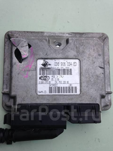Коробка для блока efi. Volkswagen Polo, 9N1 Двигатели: BBY, AUA, BKY