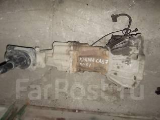 Механическая коробка переключения передач. Toyota Carina, CA67 Двигатель 1C