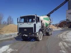 МАЗ 6303. Продается бетоносмеситель (миксер) на базе автомобиля , 4 200 куб. см., 7,00куб. м.