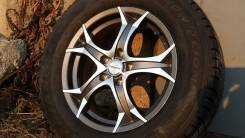 TGRACING TGD023. 7.0x17, 5x115.00, ET40