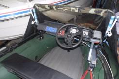 Golfstream. Год: 2014 год, длина 385,00м., двигатель подвесной, 30,00л.с., бензин