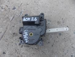 Сервопривод заслонок печки. Toyota Ipsum, ACM26
