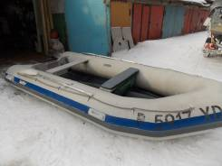 Jet Marine Sydney. Год: 2012 год, длина 4,30м., двигатель подвесной, 30,00л.с., бензин
