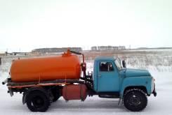ГАЗ 53. Продается ГАЗ-53, АС бочка
