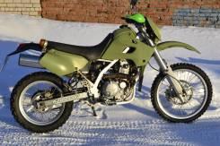 Kawasaki KLX 650. 650 куб. см., исправен, птс, с пробегом