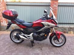 Honda NC 750X. 750 куб. см., исправен, без птс, без пробега