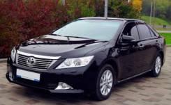 Toyota Camry. Продам ПТС 3.5 v50 2012г