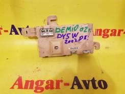Блок управления. Mazda Verisa, DC5W, DC5R Mazda Demio, DY5R, DY3R, DY3W, DY5W Двигатель ZYVE