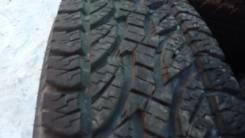 Bridgestone Dueler A/T D694. Грязь AT, 2009 год, износ: 5%, 1 шт