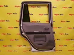 Уплотнитель двери багажника. Mazda Demio, DY5W Двигатель ZYVE
