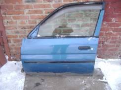 Дверь боковая. Mazda Ford Festiva Mini Wagon, DW5WF, DW3WF Mazda Demio, DW3W, DW5W