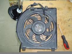 Вентилятор радиатора кондиционера. Isuzu Rodeo Isuzu Axiom