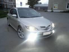 Mazda 3. механика, передний, 2.0 (150 л.с.), бензин, 116 000 тыс. км