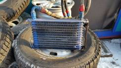 Радиатор масляный. Nissan 180SX