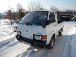 Nissan Vanette. Отличный полноприводный грузовичек!, 2 000 куб. см., 1 000 кг.