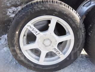 Продам комплект колес R16. 7.0x16 5x100.00, 4x114.30 ЦО 100,0мм.