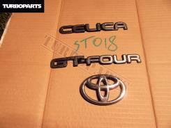 Эмблема. Toyota Celica, ST205