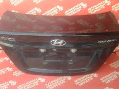 Крышка багажника. Hyundai Solaris, RB Двигатели: G4FC, G4FA