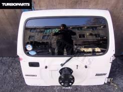 Дверь багажника. Suzuki Jimny, JB33W, JB43W Suzuki Jimny Wide, JB33W, JB43W Двигатели: G13B, M13A