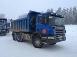 Scania. P380 2007г., 12 000 куб. см., 250 000 кг.