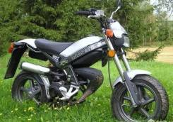 Suzuki Street Magic. 49 куб. см., исправен, без птс, с пробегом