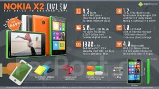 Nokia X2 Dual SIM. Б/у