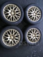 Комплект колес Subaru R16 зима. 6.5x16 5x100.00 ET48