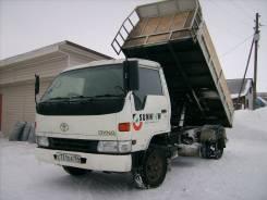 Toyota Dyna. Продам самосвал 3 тонны тойота дюна, 4 100 куб. см., 3 000 кг.