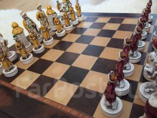 Шахматы Hand made Italy