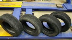 Dunlop DSX. Зимние, без шипов, 2005 год, износ: 40%, 4 шт