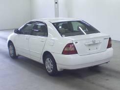 Бампер. Toyota Corolla, ZZE120, ZZE123L, ZZE121, NZE120, ZZE123, NZE121, ZZE124, NZE124, ZZE121L, ZRE120, ZZE120L
