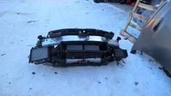 Радиатор охлаждения двигателя. Nissan GT-R, R35 Двигатель VR38DETTM